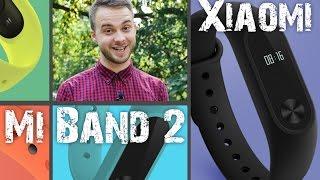 Видео-обзор обновлённого фитнес-браслета Xiaomi Mi Band 2