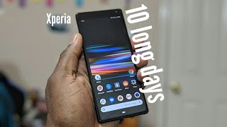 Sony Xperia 10 | 10 day review. Your questions answered!