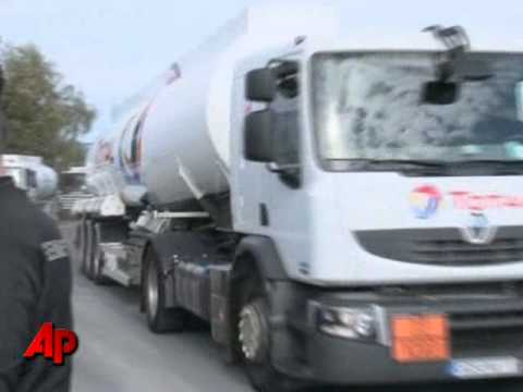 French Government Push to Restore Fuel Supplies
