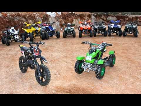 Quad Warrior 125cc Quad 125 Enfant Ado Warrior