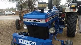 Farmtrack 60 tractor model 2009 for sale in talwandi sabo bathinda