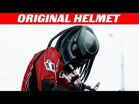 Predator Helmet Review (official)