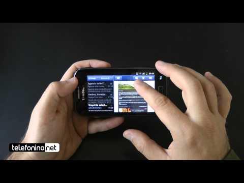 Samsung Galaxy Ace 2 videoreview da Telefonino.net