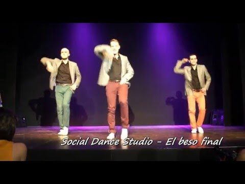 SNA 2015 Social Dance Studio   El beso final