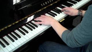 Bruno Mars - Just The Way You Are Piano Cover