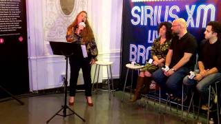 Julie James - Sing Your Own Song -Sirius XM Live on Broadway!