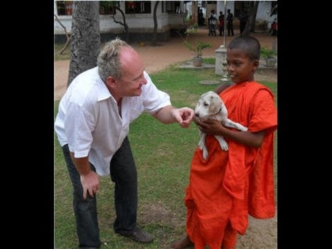 The Hope Foundation And Tsunami Animal People Alliance Sri Lanka (tapa) At Negombo Temple video