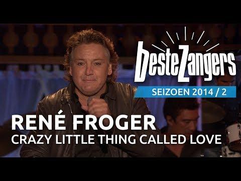 René Froger - Crazy Little Thing Called Love - De Beste Zangers Van Nederland video