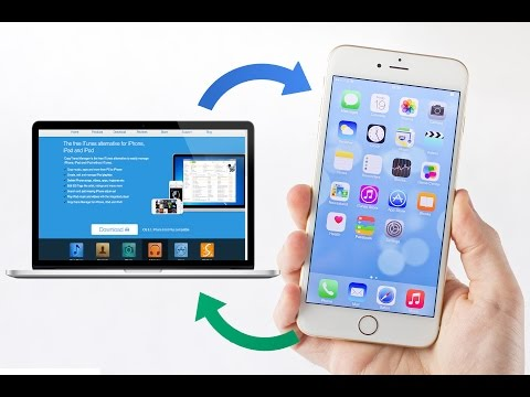 How to put music onto an ipod & iphone without itunes 20