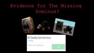 Evidence of The Missing Dominus?