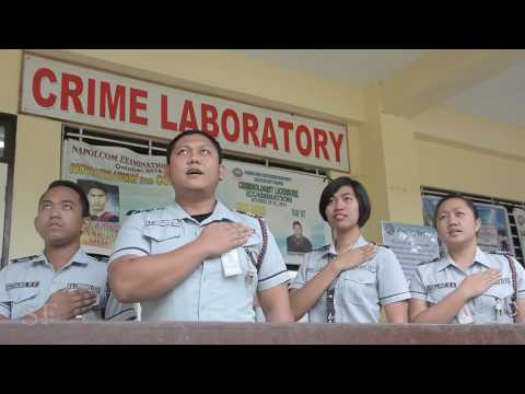 Laguna State Polytechnic University San Pablo City Campus Philippine National Anthem