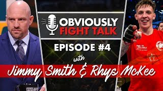 Jimmy Smith, Rhys McKee, UFC 231 Fight Predictions - OFT #4