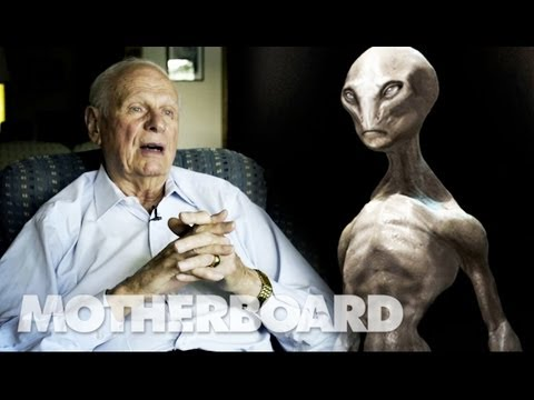 The World s Highest Ranking Alien Believer