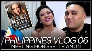 Meeting Morissette Amon | WISH 107.5 Presents - Morissette is MADE - PHILIPPINES VLOG 06 [2018]