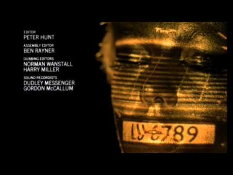 Goldfinger Opening Title Sequence HD