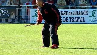 BUDY finale Ring 2011 à Tavaux,  arrêtée