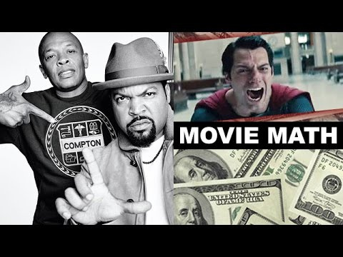 Box Office for Straight Outta Compton, The Man from UNCLE, Fantastic Four, Marvel's Ant-Man