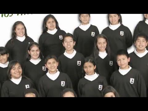 Rueda rueda, huayno de Navidad, Coro de Niños de la Catedral