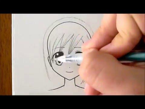 Download Tutorial Menggambar Rambut (manga Ver.) video mp3 ... Hatsune Miku Drawing Markcrilley