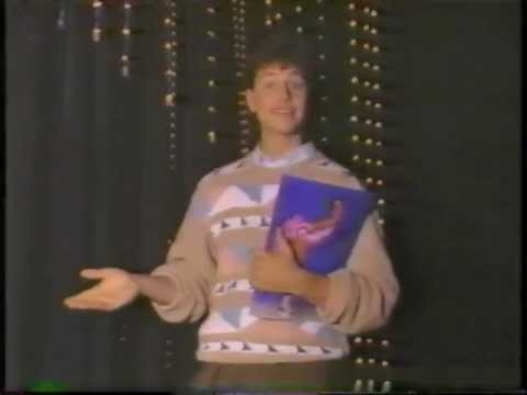 Ice Capades with Kirk Cameron - Edited with only the Kirk bits - 1988