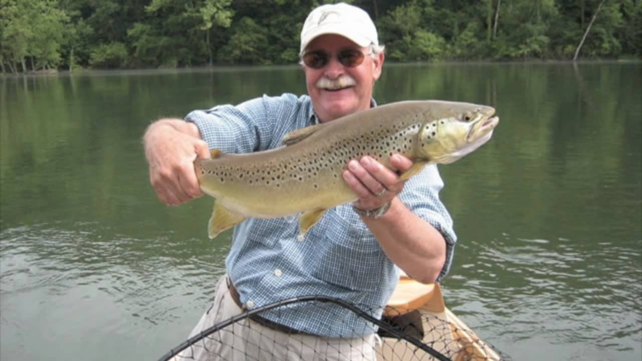 White river inn luxury fishing lodge arkansas youtube for White river arkansas fishing report