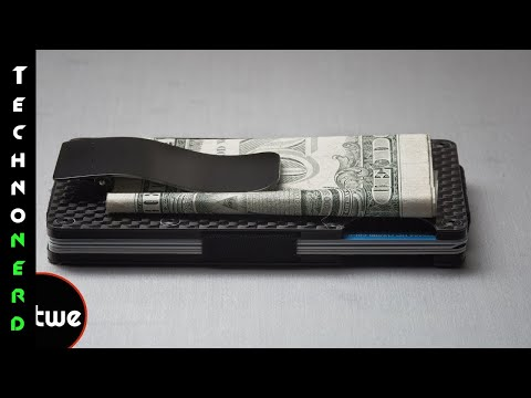 5 Futuristic Wallets Every Man Must Have (2015 edition)