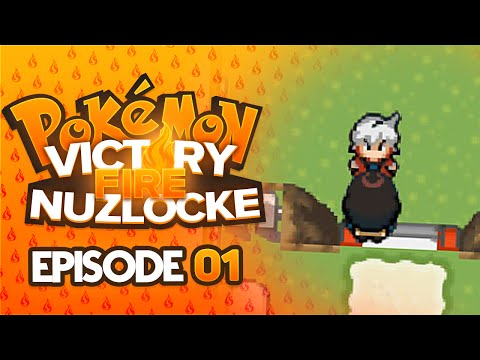 HORRIBLE GRAMMAR!   Pokemon Victory Fire Nuzlocke w/ JayYTGamer - #01