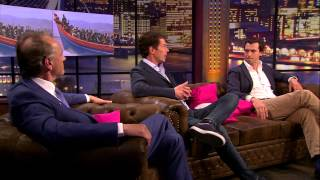 Studio PowNed: Thierry Baudet duidt Thierry Baudet & we praten over douchebroeken