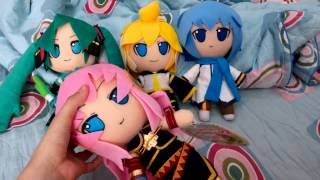 Anime Plushies Review: Luka from Vocaloid