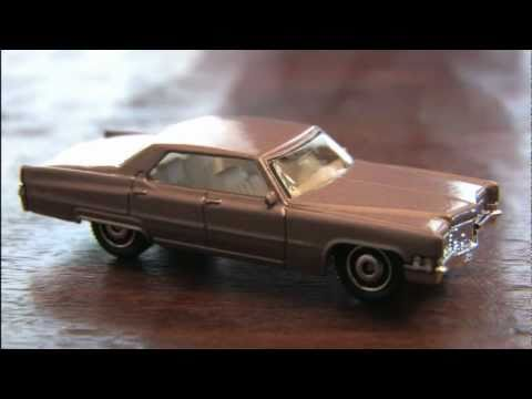 CGR Garage - 1969 CADILLAC SEDAN DEVILLE Matchbox Car review