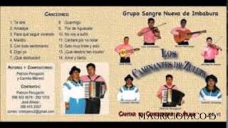 Los Caminantes De Zuleta Sangre Nueva De Imbabura mix 2