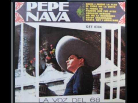 PEPE NAVA - El cielo me la quito  !!!