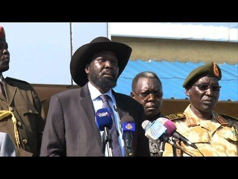 S.Sudan Salva Kiir says no election until at least 2017