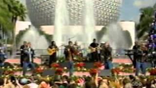 Nsync Merry Christmas Happy Holidays 1998 Disney Xmas Parade