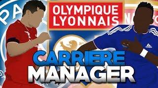 FIFA 17 | CARRIÈRE MANAGER : OL ! #65 MERCATO SAISON 5 !