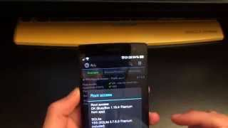 Guide to ROOT your Oppo Find 7 on Colour OS 1.2.6i - Root Genius Method - By TotallydubbedHD