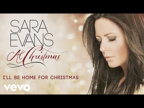 Sara Evans - I'll Be Home for Christmas (Audio)