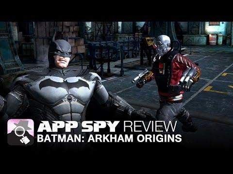 Batman: Arkham Origins iOS iPhone / iPad Gameplay Review - AppSpy.com