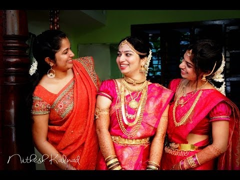 Akshatha and Vikram Wedding video 08-05-2014 Mangalore