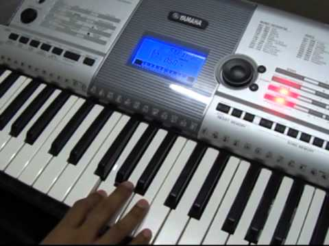 Play in Keyboard - Hindi - Aandhi - Tere Bina Zindagi Se Song...