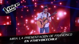 The Voice Chile | Francisco Aravena - Amor por ti