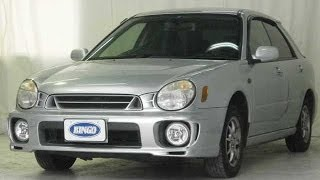 2000 Subaru Impreza Sports Wagon