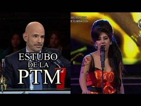 Yo Soy 23-09-13 AMY WINEHOUSE Sorprende y Ricardo Moran estubo de la PTM [23/09/