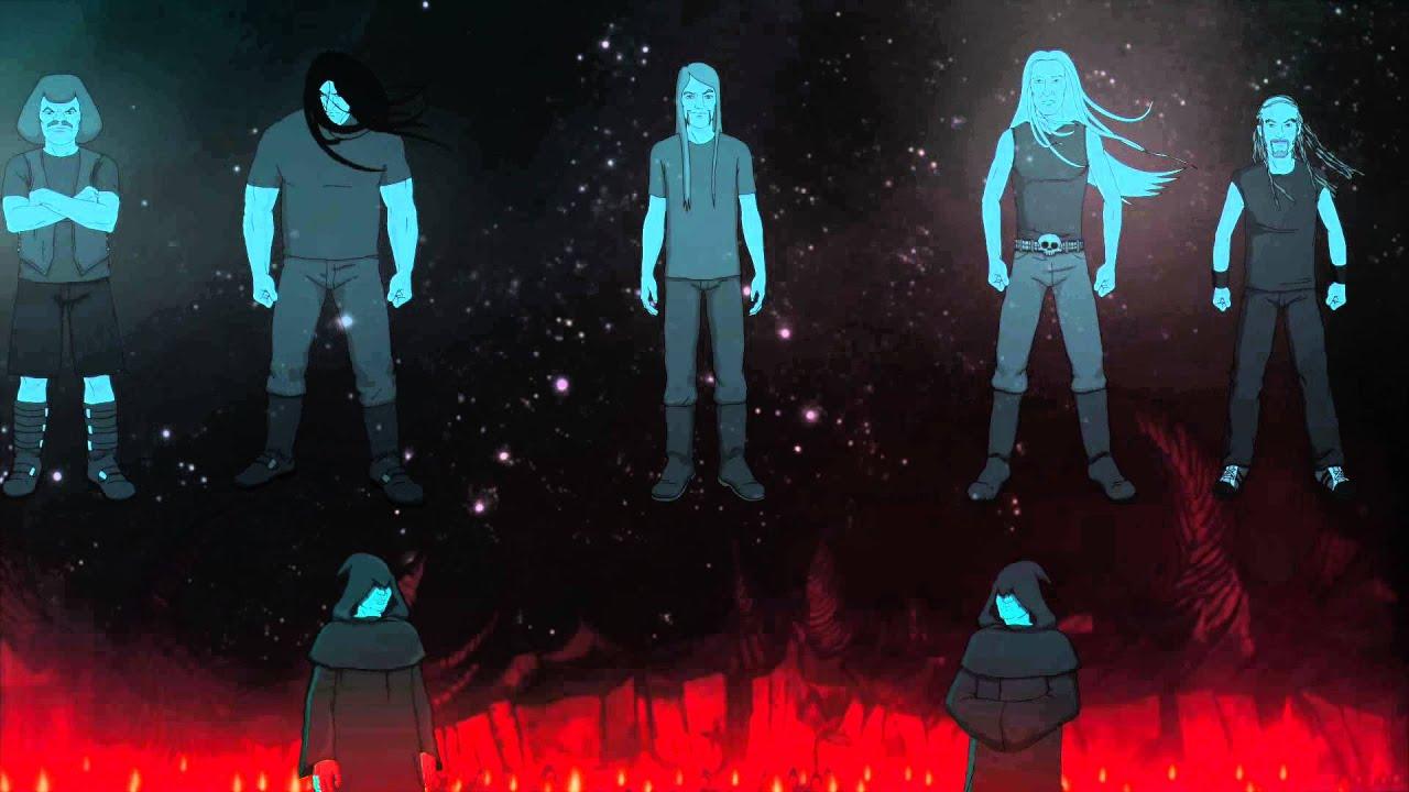 preview metalocalypse the doomstar requiem a klok opera youtube. Black Bedroom Furniture Sets. Home Design Ideas
