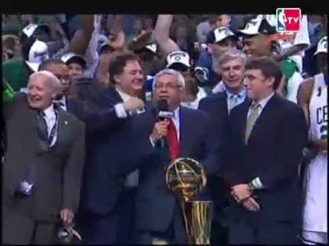 NBA 2008 Finals - Los Angeles Lakers vs Boston Celtics - Game 6 Highlights w-- music