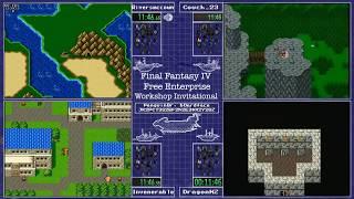 Final Fantasy IV Free Enterprise Workshop Invitational