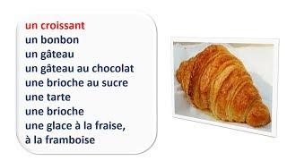 download lagu Learn French :  À La Boulangerie - Pâtisserie gratis