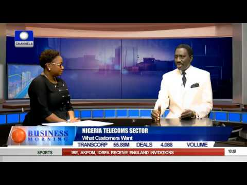 Business Morning: Focus On Nigeria Telecoms Sector Pt 3