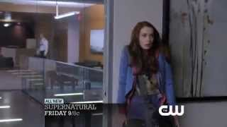 Supernatural - The Girl with the Dungeons and Dragons Tattoo - Preview