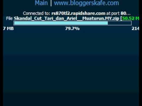 download video cutari aril